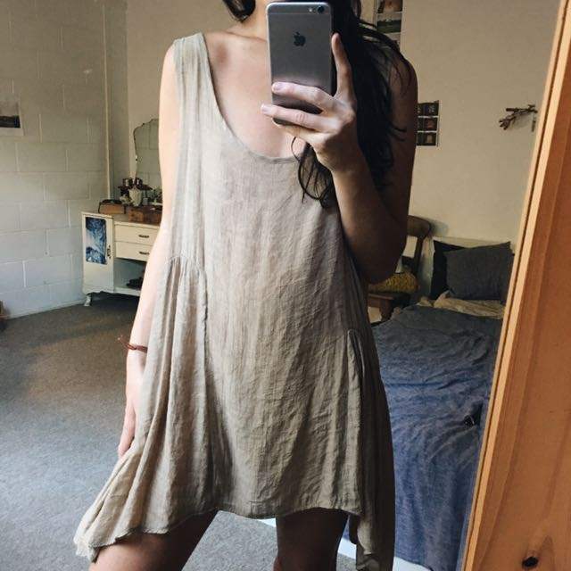'COTTON VILLAGE' beach dress 🌊