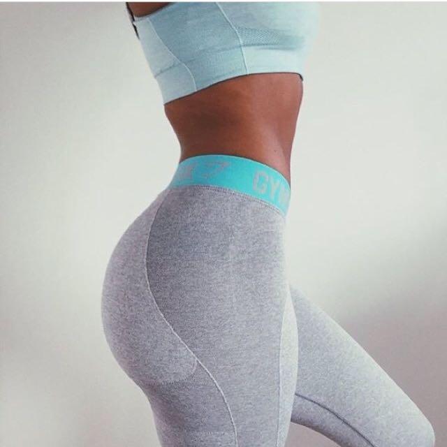 45ef827b57d49 Discontinued Gymshark Flex Leggings!! Sz L, Women's Fashion, Clothes ...