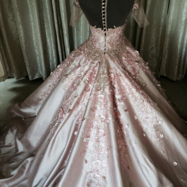 CB1- For Rent Elegant Debut Ball Gown, Women\'s Fashion, Clothes on ...