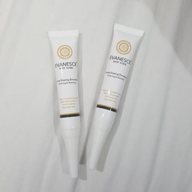 Evanesce Acne Erasing Emulsion