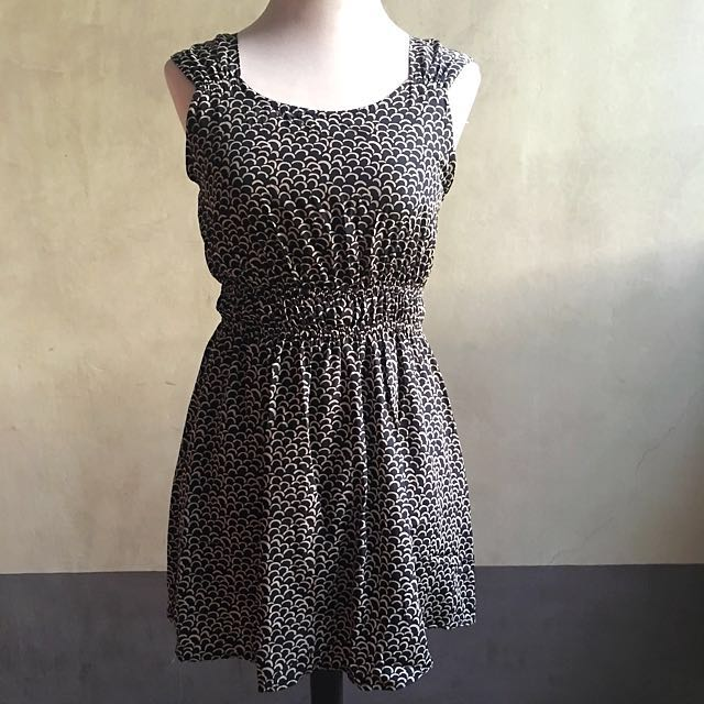 FAB Printed Dress