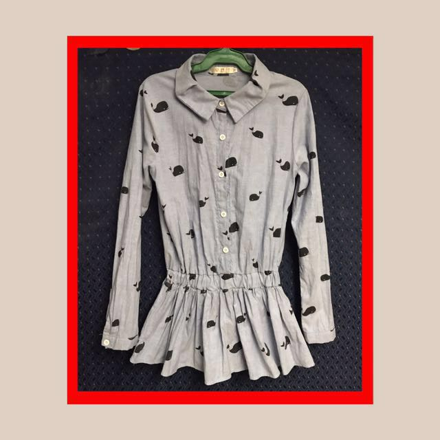 Fashionable Korean Long sleeves