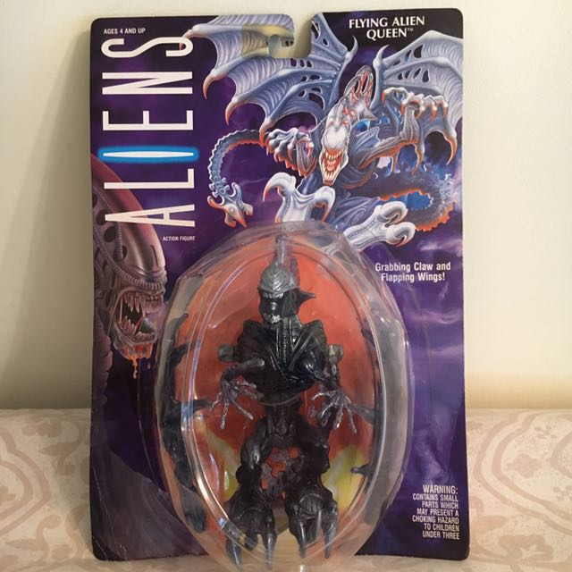 Flying Alien Queen Kenner 1986 92 Sealed Brand New Rare Reduced