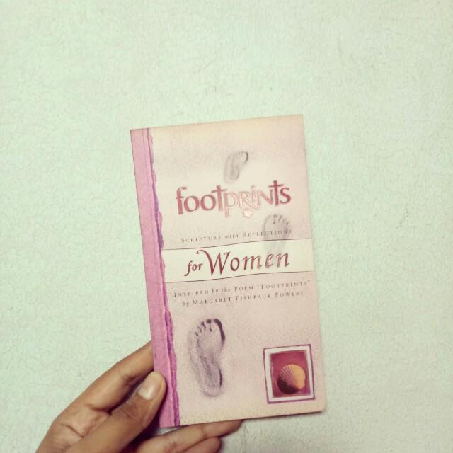 Footprints for Women Book
