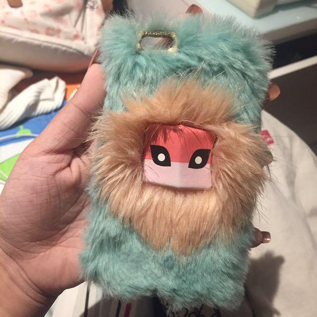fur monster iphone 6 case
