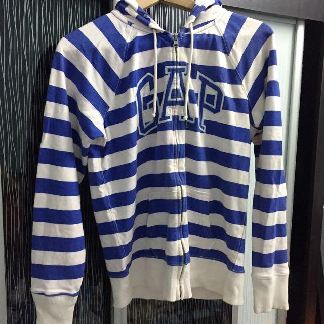 Gap stripe jacket