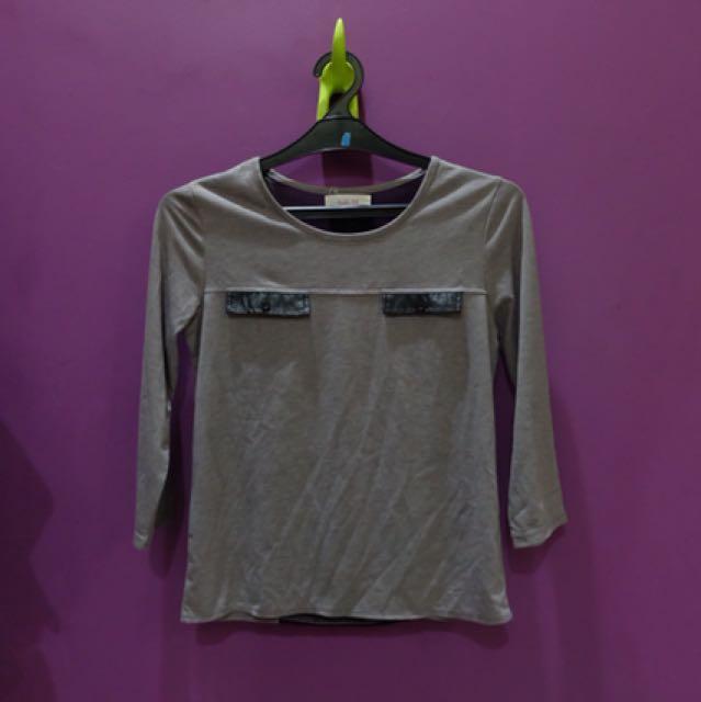 Gaudi Grey Shirt