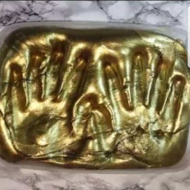 Gold Foil Slime