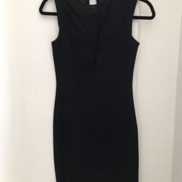 Gripp black dress