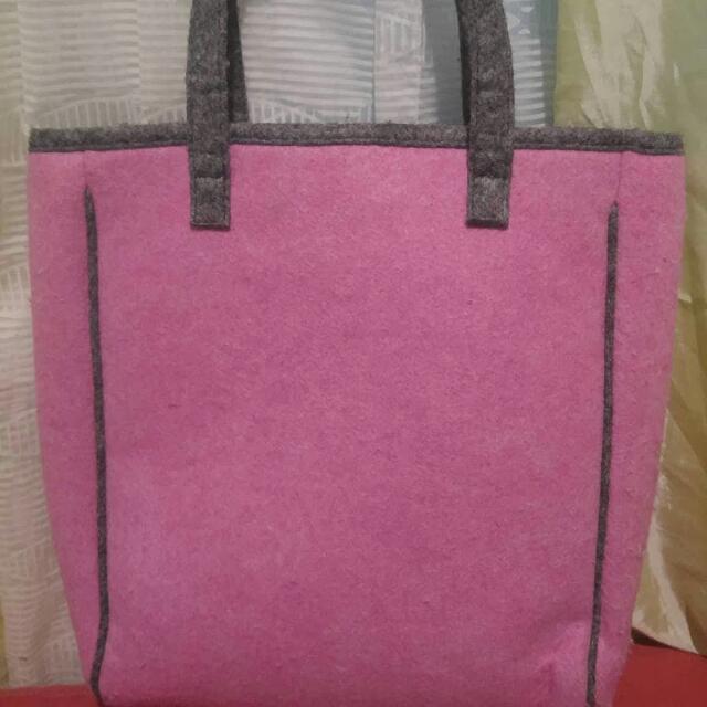 Hand Bag Pink