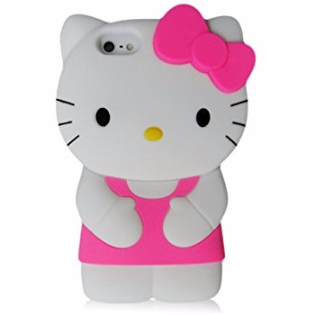 hello kitty iphone cover