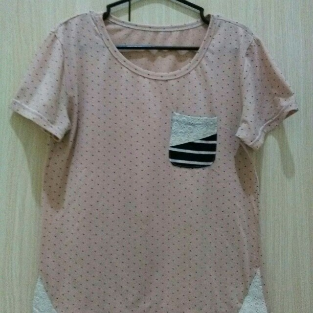 HK Pinky Shirt