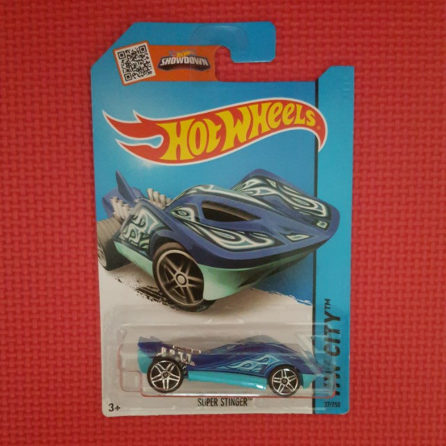 HOT WHEELS SUPER STINGER