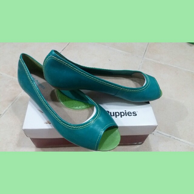 SALE!!! Hush puppies flat shoes