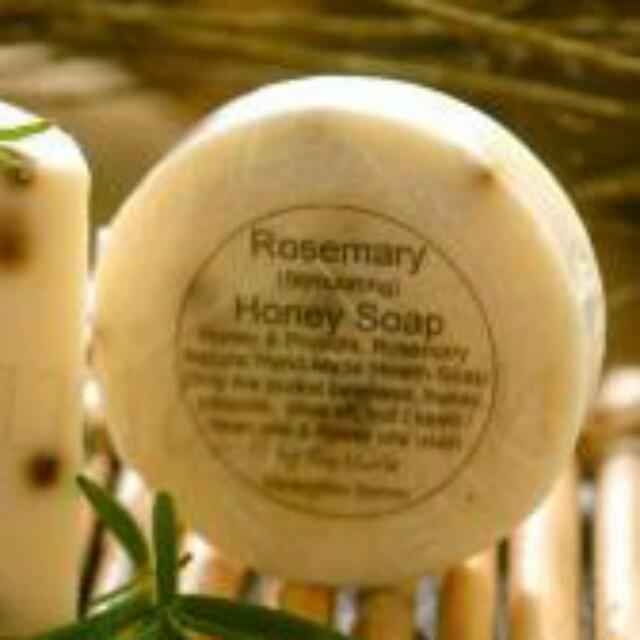Ilog Maria Rosemary Soap