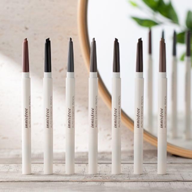 INNISFREE Brown Eyebrow Pencil
