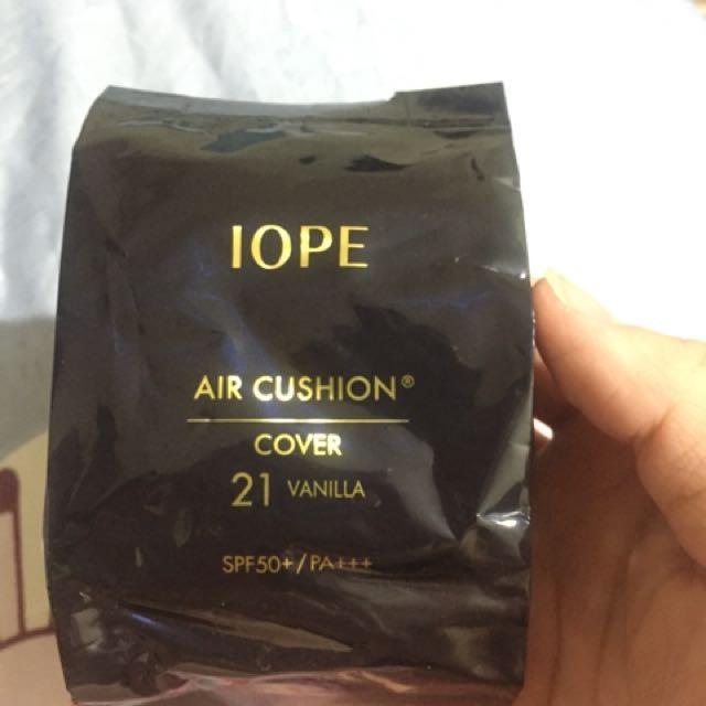IOPE-水潤光彩透氣粉底(補充包