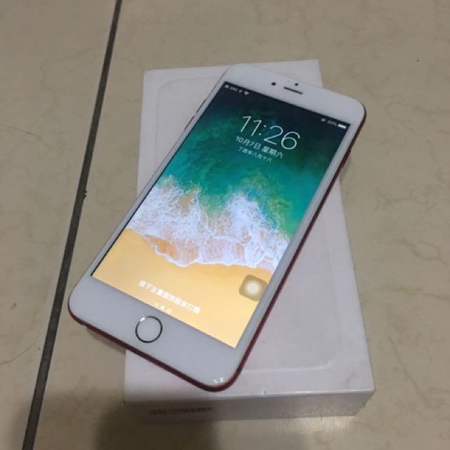 iPhone 6 64g 紅色