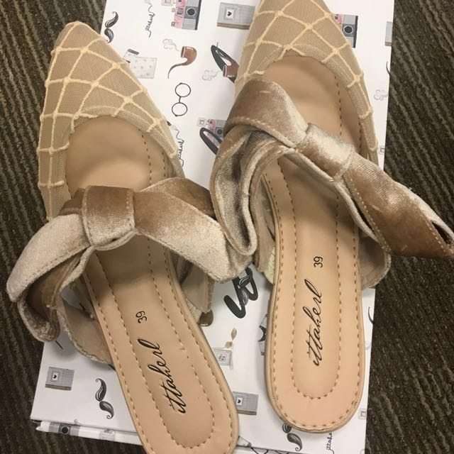 Ittaherl curated sofiabutter size 39