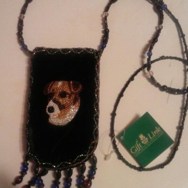 Jack Russell ipod carrier