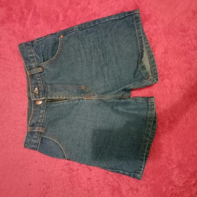 Jeans hugh waist uk 27