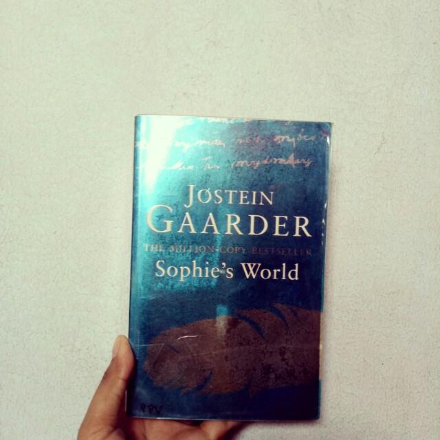 Jostein Gaarder Book