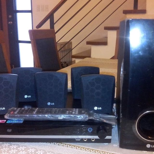 LG DVD Home Theater