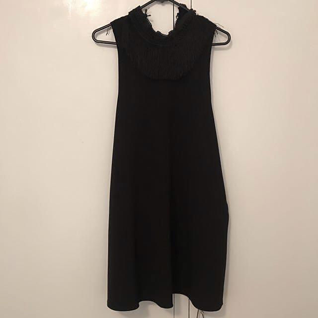 Little White Lies Black Dress