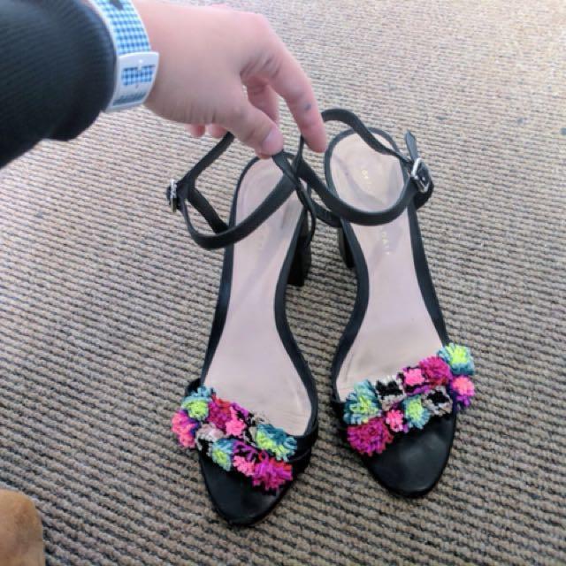 Loeffler Randall heels