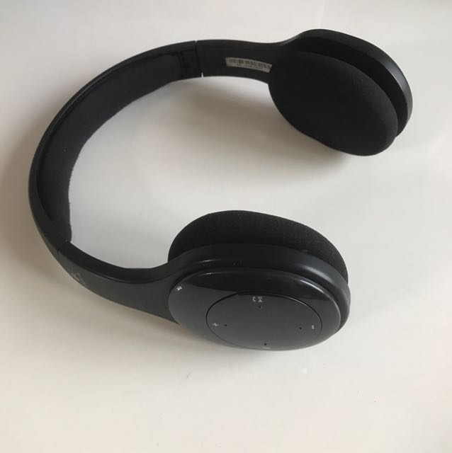 Logitech H800 Bluetooth Wireless Headset With Mic Electronics Audio On Carousell