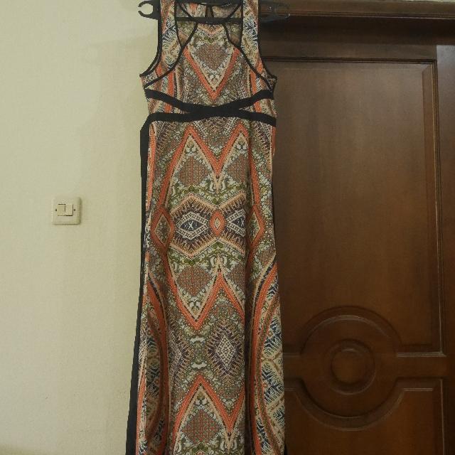 Long Dress Dorothy Perkins