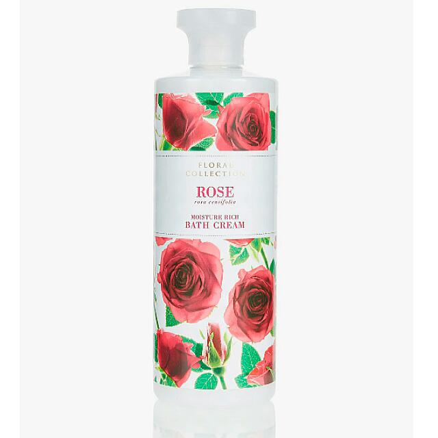Marks & Spencer Rose Bath Cream #moveonyuk