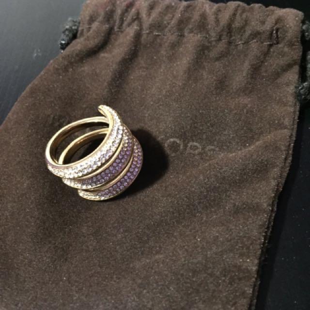 Michaelkors gold ring