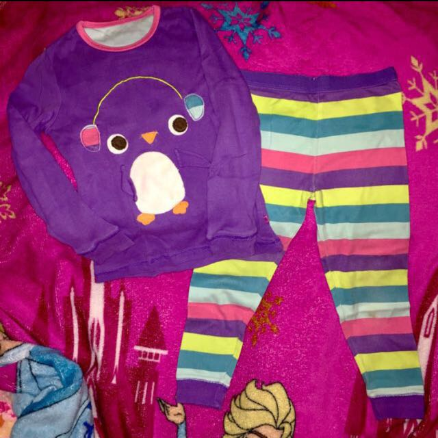 MOTHERCARE sleep wear ages 3-4 yo
