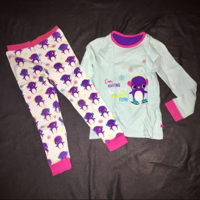 MOTHERCARE sleepwear 3-4yo