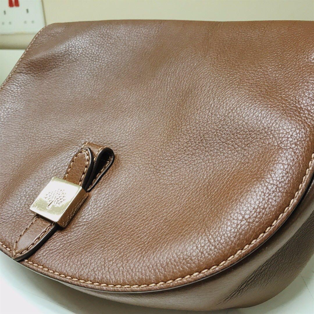 0871ca2f58 Mulberry women s tessie soft small grain leather satchel shoulder bag in OAK