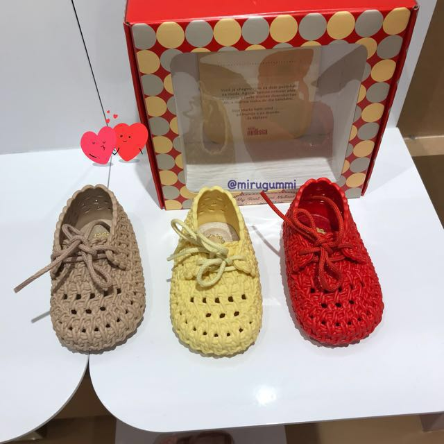 My First Mini Melissa Tricot (ONE SIZE
