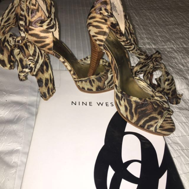Never worn- NINE WEST shoes