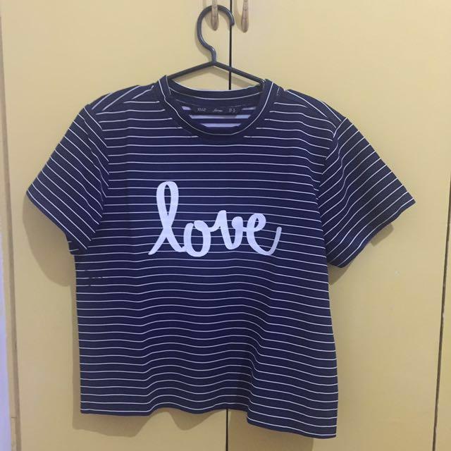 New:  For Me High Waist Shirt