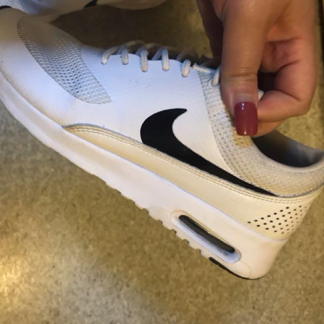 Nike Air Thea's Genuine