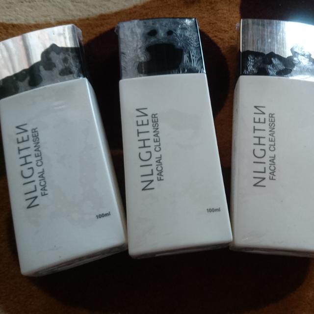 Nlighten Facial Cleanser 100ml