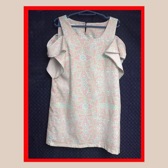 Off shoulder Dress (from Korea)