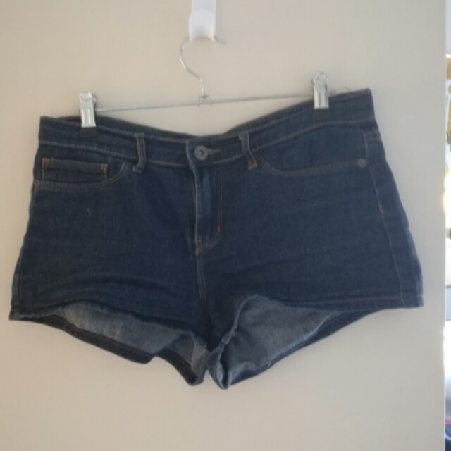 Pagani Denim shorts
