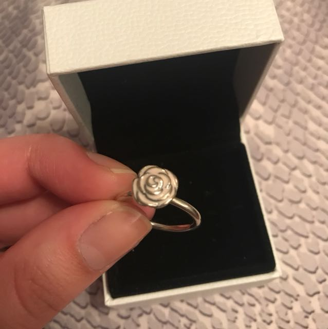 Pandora rose ring size 52 (6)