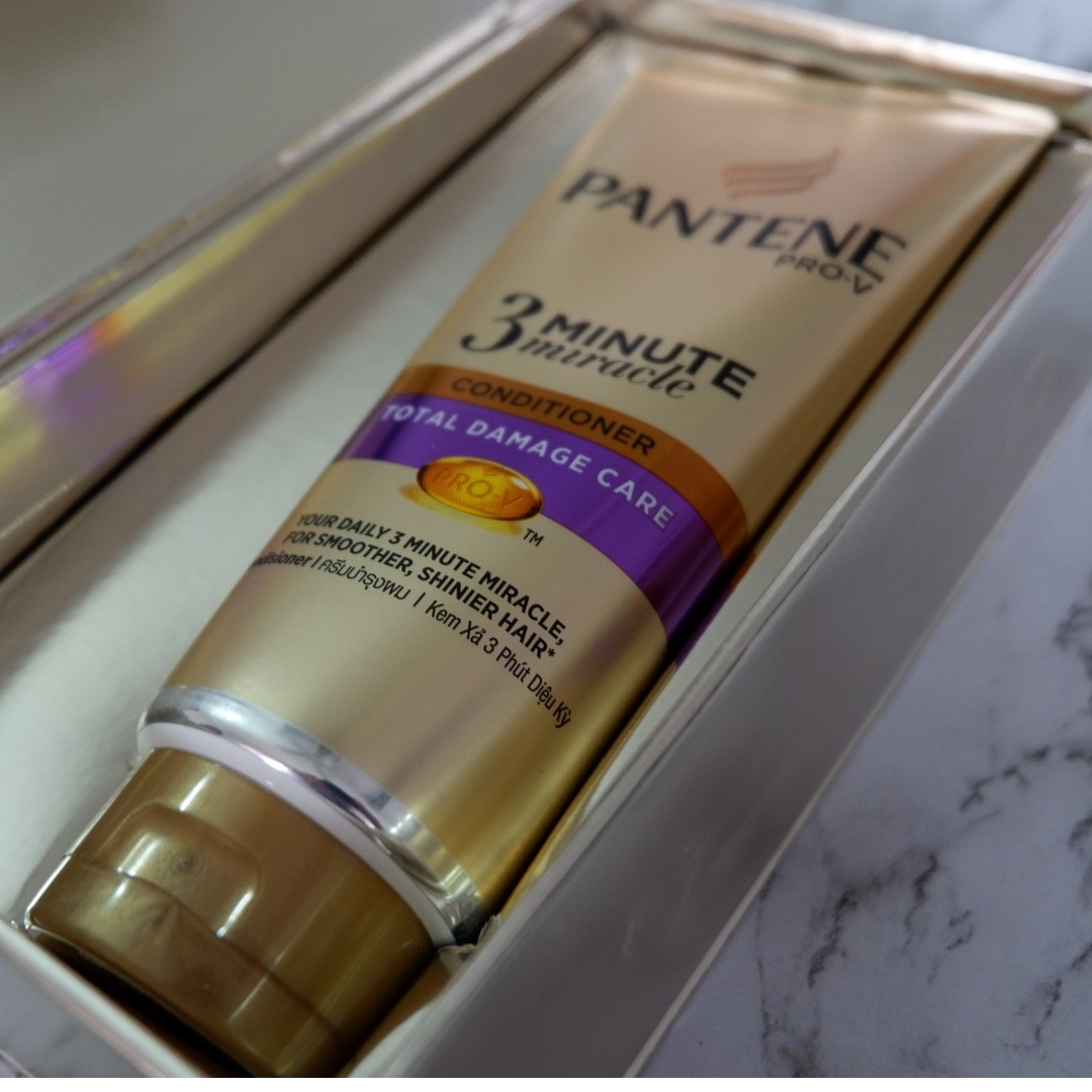 Pantene Conditioner 3 Minute Miracle