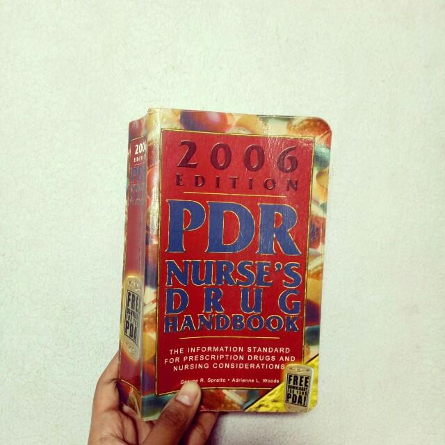 PDR Nurse Handbook 2006 Edition