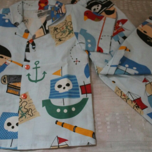 Pirates Pajamas (Boy)