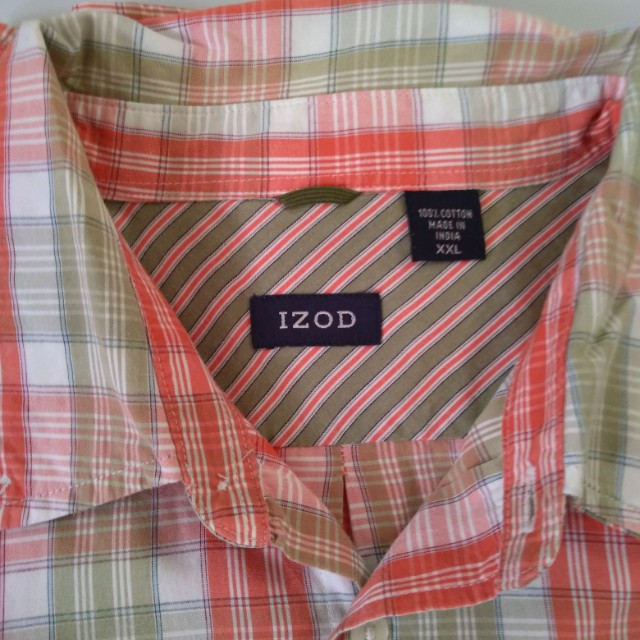 Polo long sleeves Izod brand
