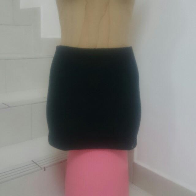 Preloved Knit Skirt