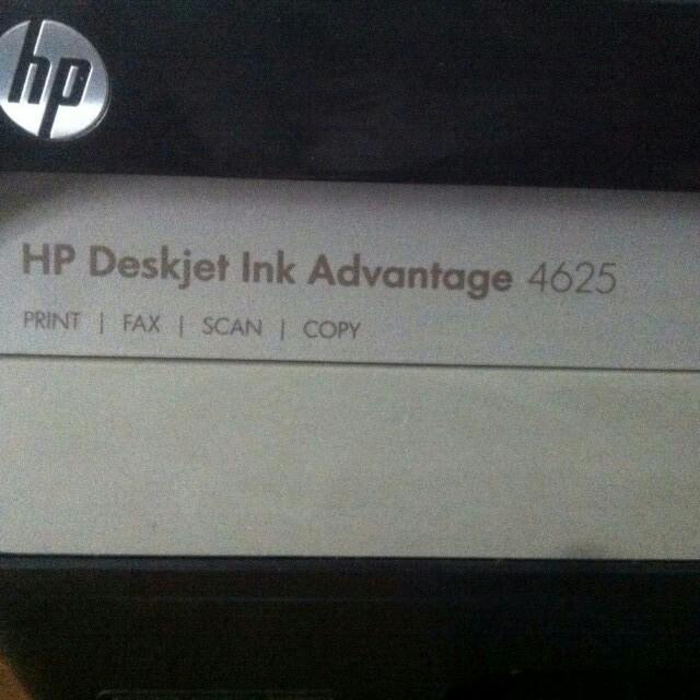 PRINTER HP DESKJET 4625